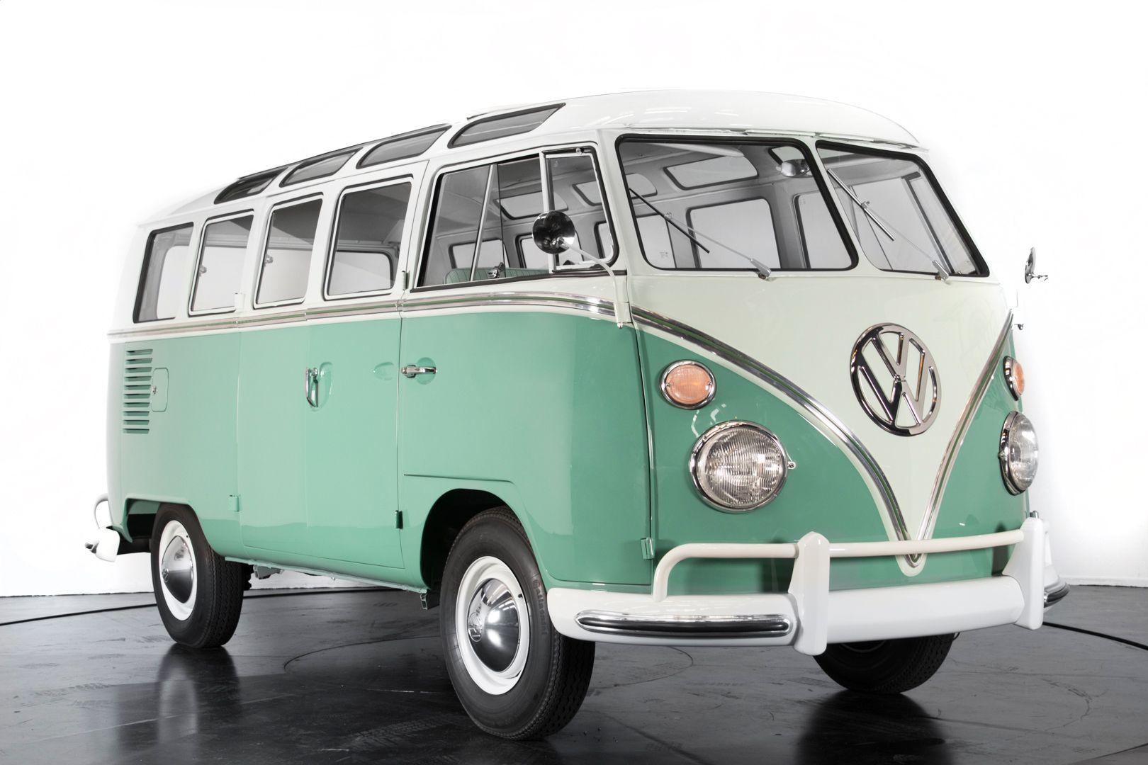 """1964 Volkswagen T1 """"21 windows"""" 64163"""