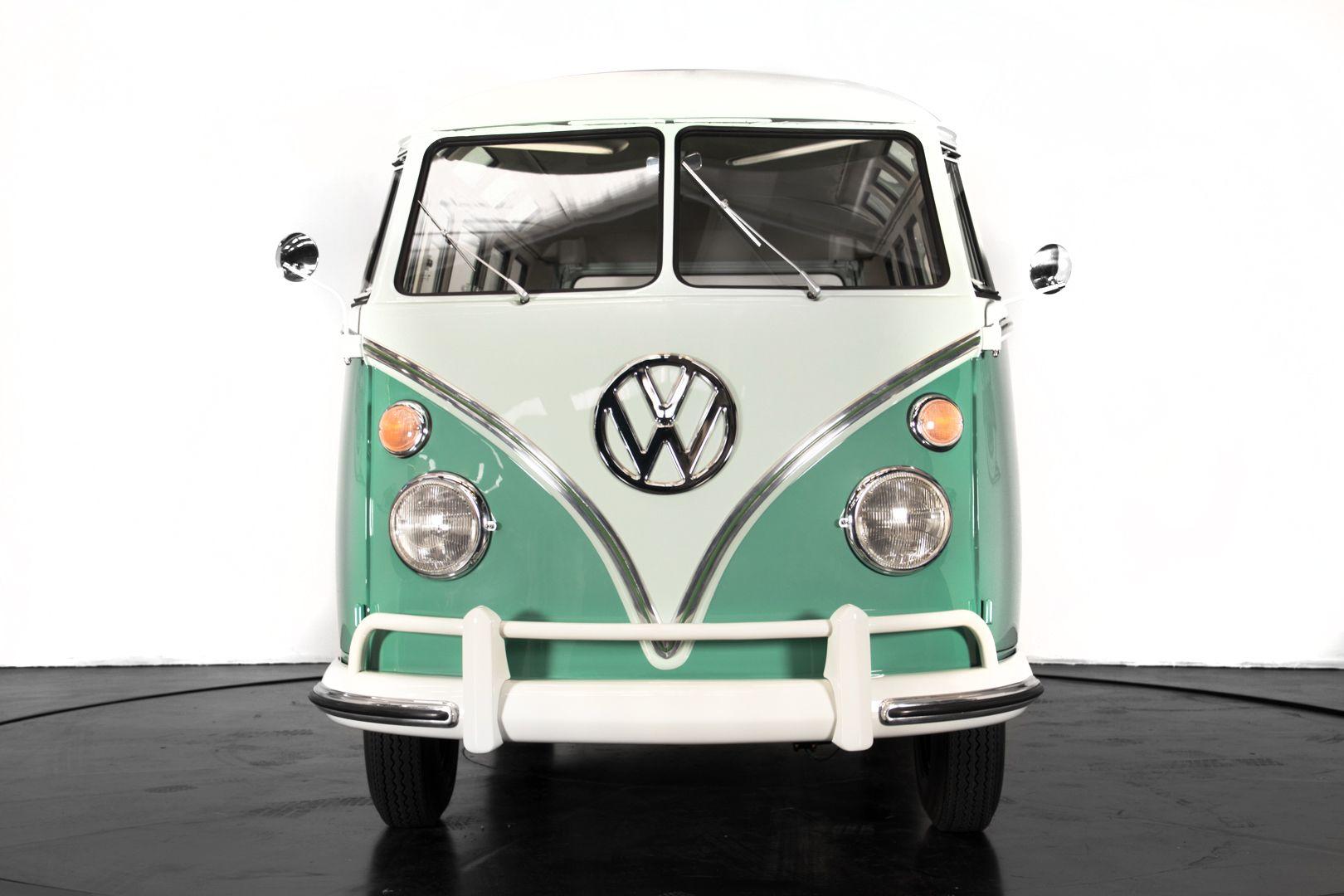 """1964 Volkswagen T1 """"21 windows"""" 64165"""