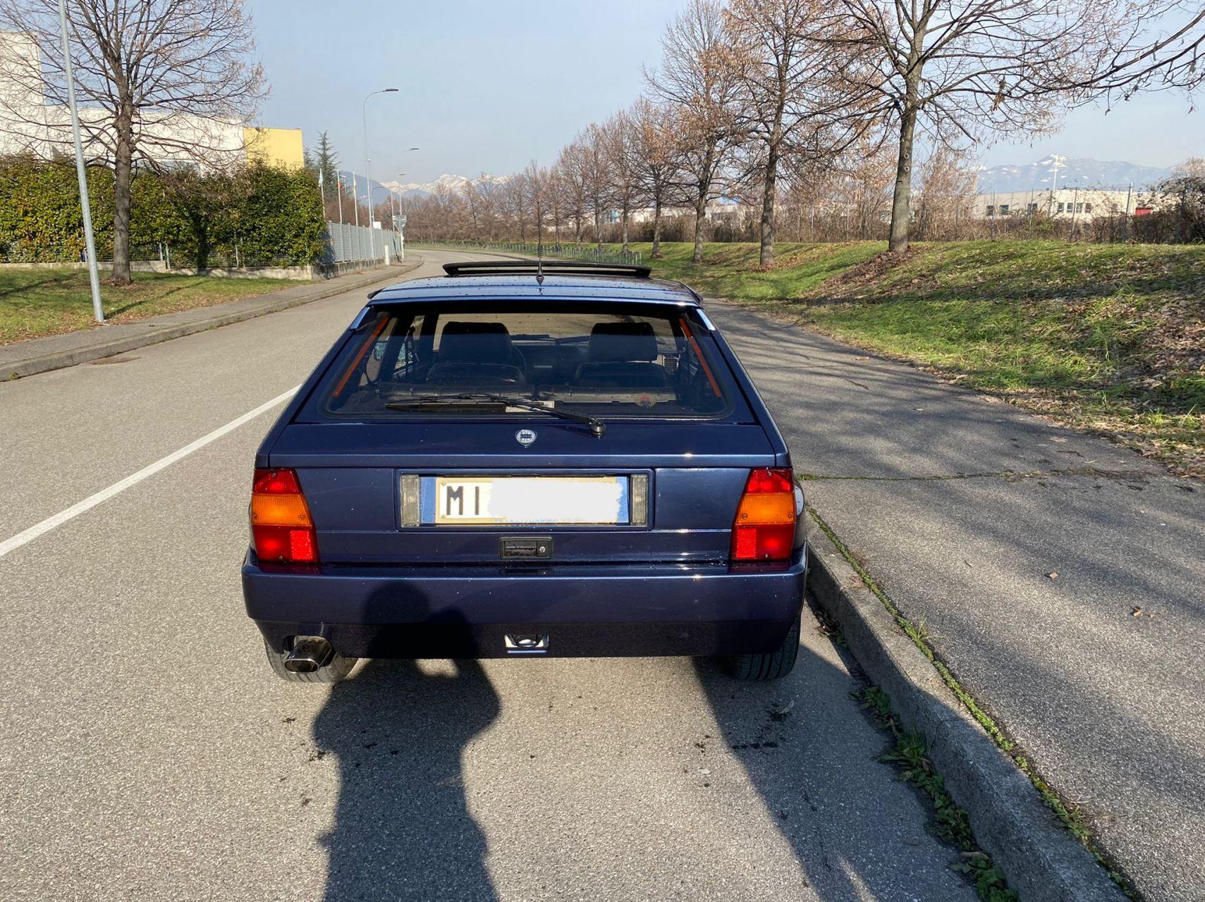 1992 Lancia Delta HF Integrale Evo 1 80868
