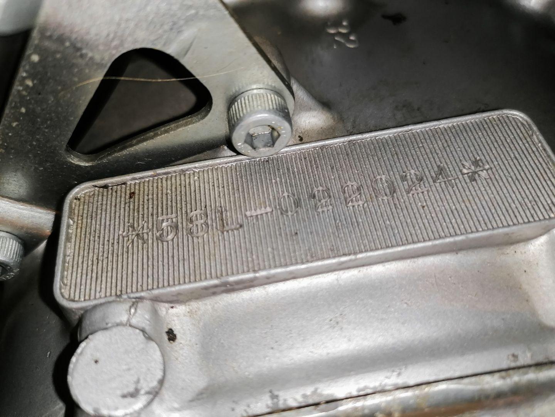1988 Yamaha XJ 900 78878