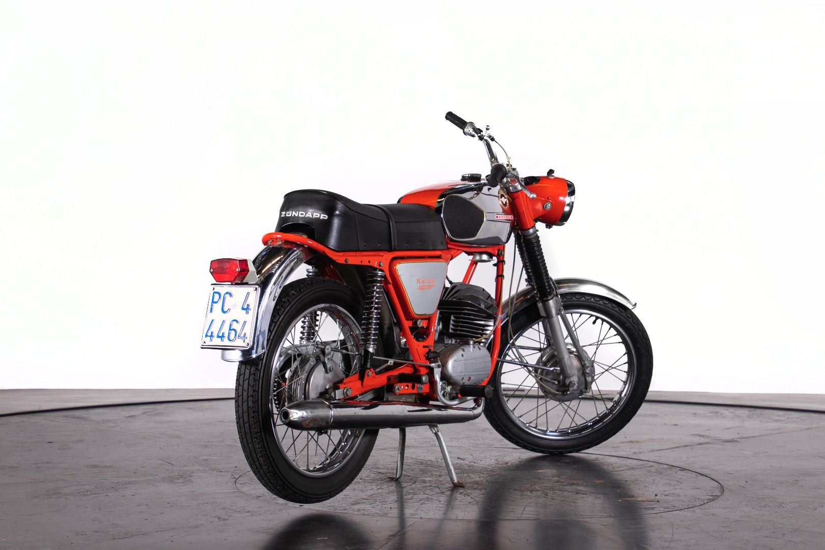 1973 Zundapp 125 46636
