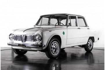 1964 Alfa Romeo Giulia 1600 TI Super