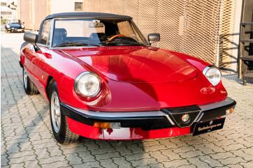 "1989 Alfa Romeo Spider Duetto 1.6 ""Aerodinamica"""
