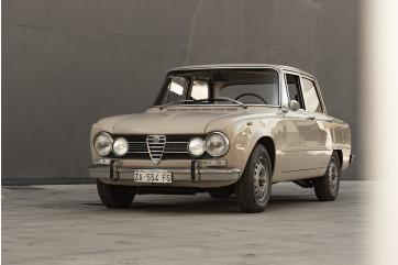 1972 Alfa Romeo Giulia Super 1300
