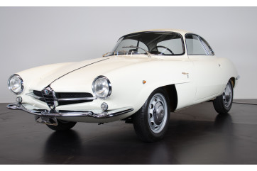 1961 Alfa Romeo Giulietta SS Sprint Speciale