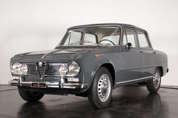 1965 Alfa Romeo Giulia Super 1600