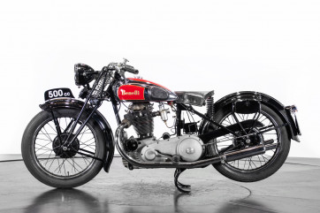 1939 Benelli 500
