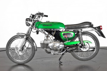 1975 Benelli Sport Special 125 4T