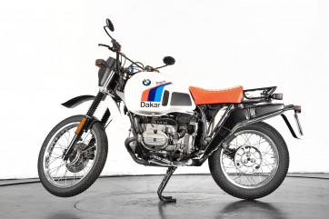 1986 BMW R 80 Parigi Dakar