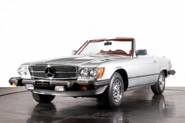 1977 Mercedes-Benz SL 450