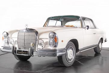1963 Mercedes-Benz 220 SE