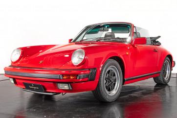 1986 Porsche 911 3.2 Cabrio