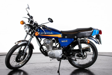 1980 Honda CB 125 7/C
