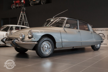 1965 Citroen DS21 Pallas