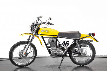 1972 Ducati RT 450