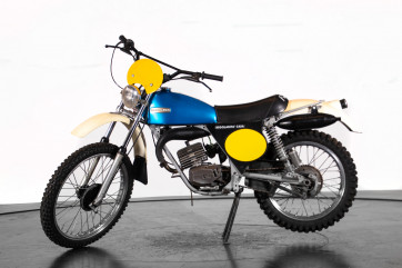 1977 FANTIC MOTOR TX 190