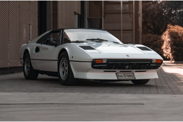 1982 Ferrari 208 GTS Carburatori