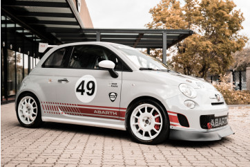 2008 Fiat 500 Abarth Assetto Corse 45/49