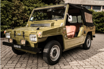 1978 Fiat 126 Jungla Savio