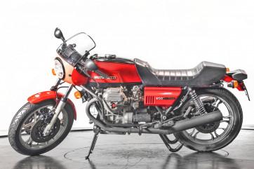 1977 Moto Guzzi Le Mans VE 850