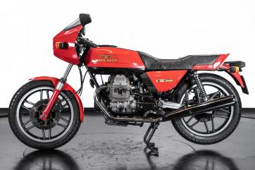 1982 Moto Guzzi 350 Imola