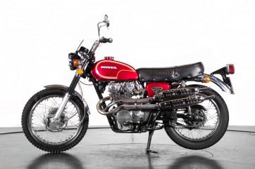 1972 HONDA CL 450
