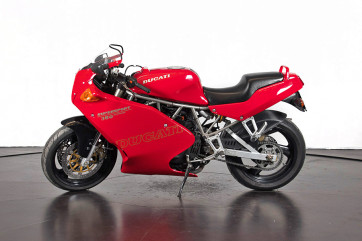 1993 Ducati 350 SS SuperSport