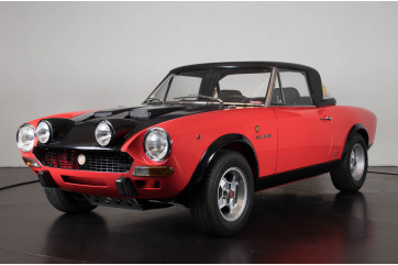 1975 Fiat Abarth 124