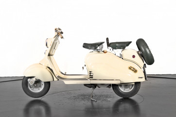 1954 Lambretta 125 LD Electric Start