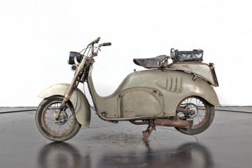 1953 Iso Scooter 125