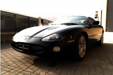 2002 Jaguar 4.2 XKR Coupé