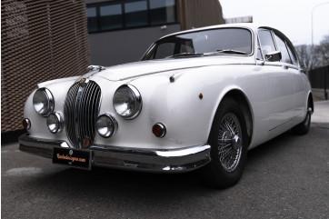 1962 JAGUAR MK2 3.8