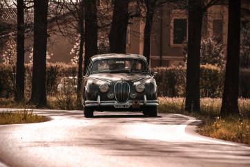 1961 Jaguar MK2 3.8