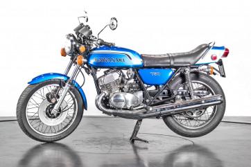 1972 KAWASAKI 750 MACH IV