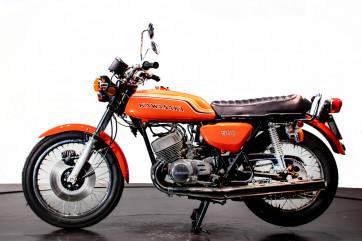 1972 KAWASAKI 500 H1B