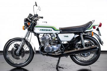 1972 Kawasaki 750