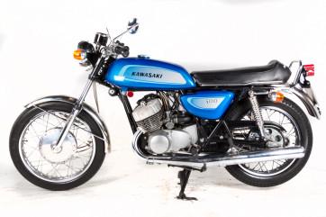 1971 Kawasaki H1A 500