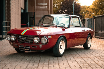 1968 Lancia Fulvia HF 1300 Rally
