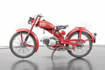 1961 MotoBi B 98 Balestrino