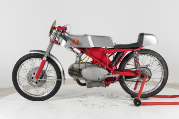 1973 MotoBi Zanzani 125