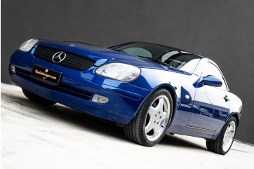 1999 Mercedes-Benz SLK 230 Kompressor