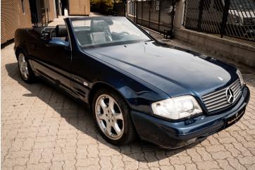 2000 Mercedes Benz SL500 SL Edition