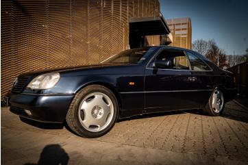 1995 Mercedes-Benz S500