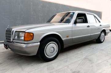 1987 Mercedes-Benz 420 SE