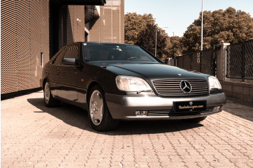1994 Mercedes-Benz S 600 Coupé