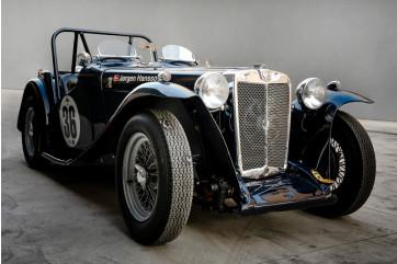 1946 MG TA