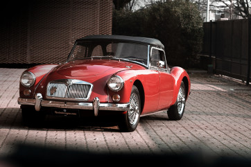 1961 MG A SPIDER 1600