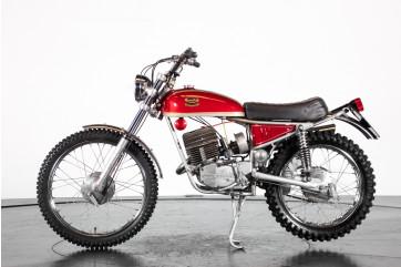 1972 MONDIAL 125