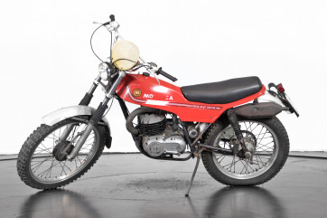 1976 Montesa cota 247t