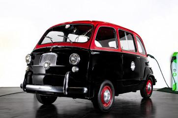 1963 Fiat 600 Multipla-E